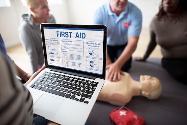 Cpr koncepcja pierwszej pomocy
