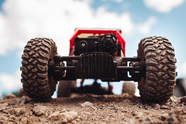 Crawler toy racing rally hobby rozrywka dla dorosłych rozrywka duże koła concept