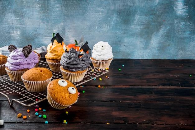 Cukcakes śmieszne dzieci na halloween