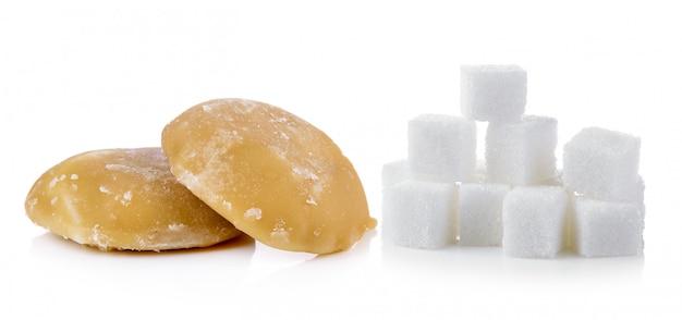Cukier palmowy i cukier odizolowywający