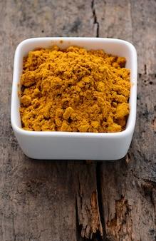 Curry w proszku