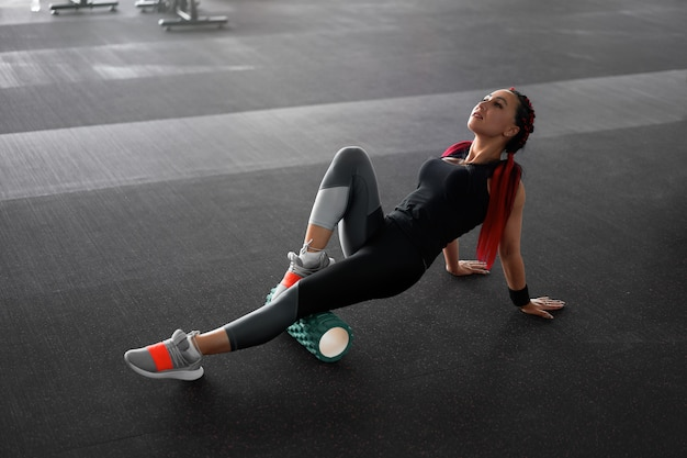 Ćwiczenia rozluźniania mięśniowo-powięziowego, punkty spustowe
