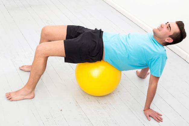 Ćwiczenia sportowe