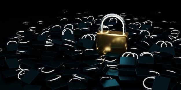 Cyberbezpieczeństwo ochrony danych