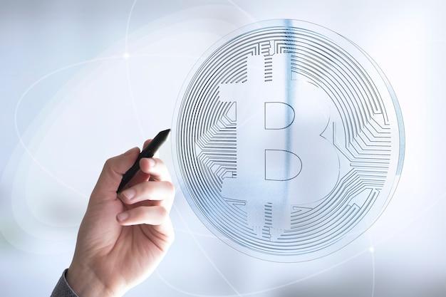 Cyfrowe bitcoiny