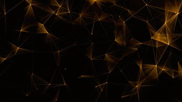 Cyfrowe połączenia sieciowe i jasne tło