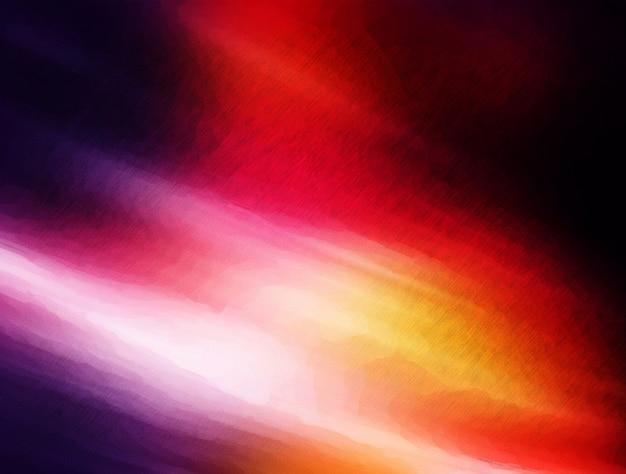 Cyfrowe ruchome tło światła
