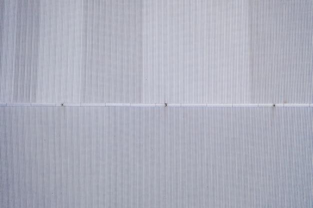 Cynkowana blacha dachowa fabryki produkcyjnej