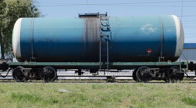 Cysterna kolejowa