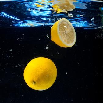 Cytryna w wodzie