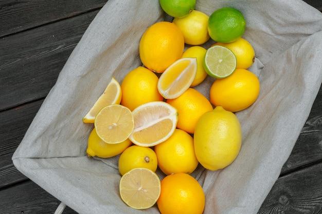 Cytryny i limonki