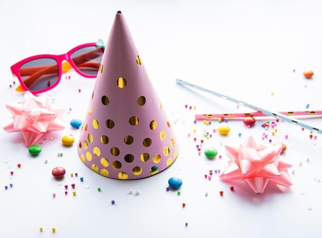 Czapki urodzinowe