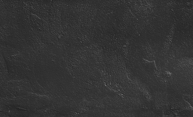 Czarna betonowa ściana tekstura