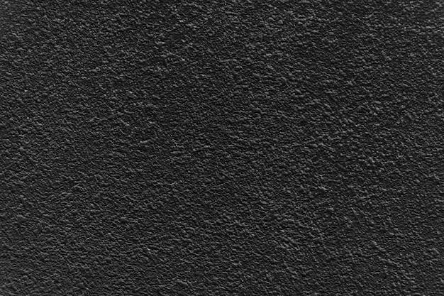 Czarna cementowa tekstura