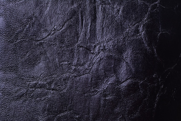 Czarna popękana tekstura