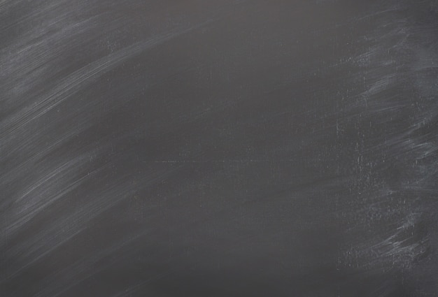 Czarna tablica jako tło dla tekstu.