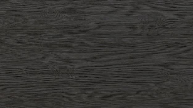 Czarna tekstura drewna