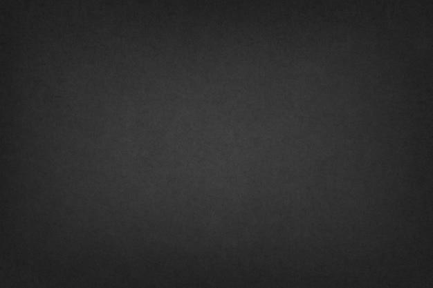 Czarna tekstura papieru piasku
