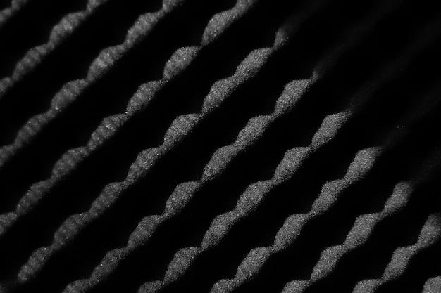 Czarna tekstura zaprawy, ciemne tło