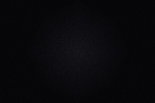 Czarna teksturowana powierzchnia