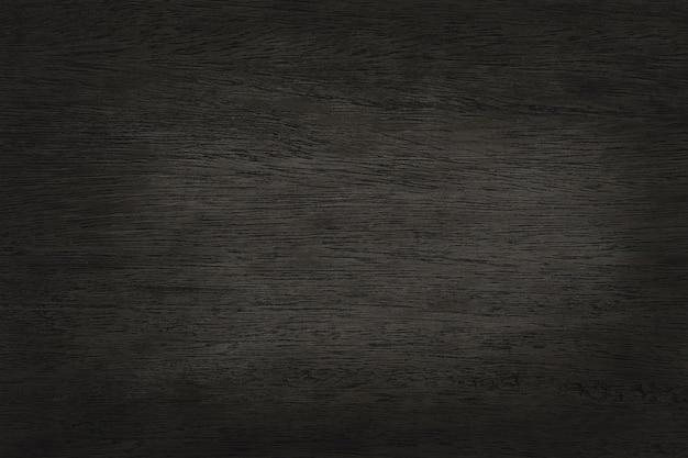 Czarne drewniane deski ścienne tło, tekstura drewna kory ze starym naturalnym wzorem.