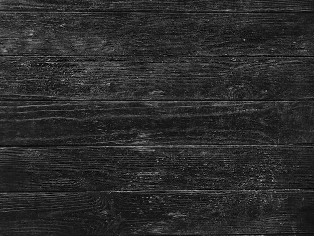 Czarne drewno tekstury z bliska