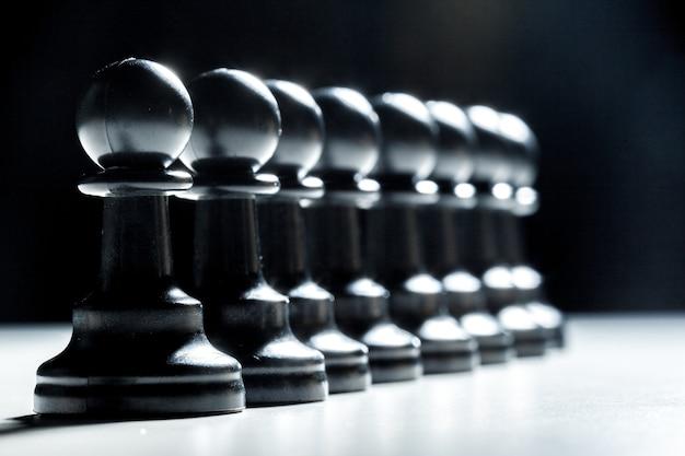 Czarne szachy