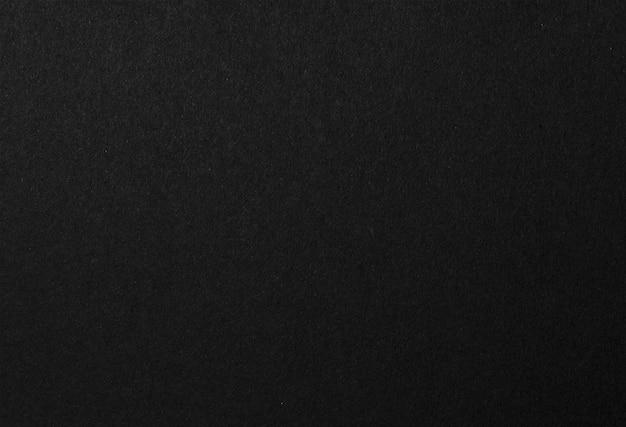 Czarne tło tekstury papieru, papier pakowy poziomy z unikalnym wzorem, miękki naturalny styl papieru dla estetycznego kreatywnego projektowania