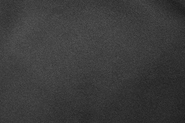 Czarne tło wzór tekstury tkaniny
