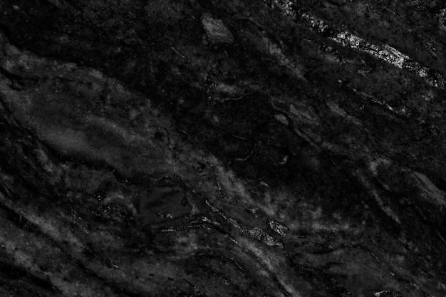 Czarne tło z teksturą marmuru