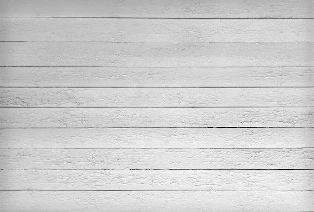 Czarno-biała tekstura pustych desek drewnianych