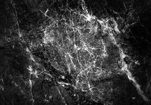 Czarno-białe marmurowe tło z teksturą
