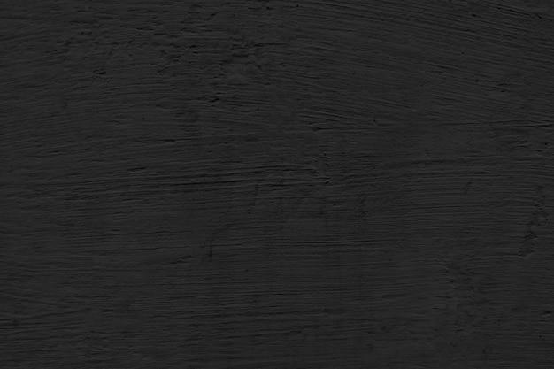 Czarny betonowej ściany tekstury tło