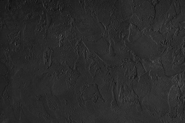 Czarny betonowy tło