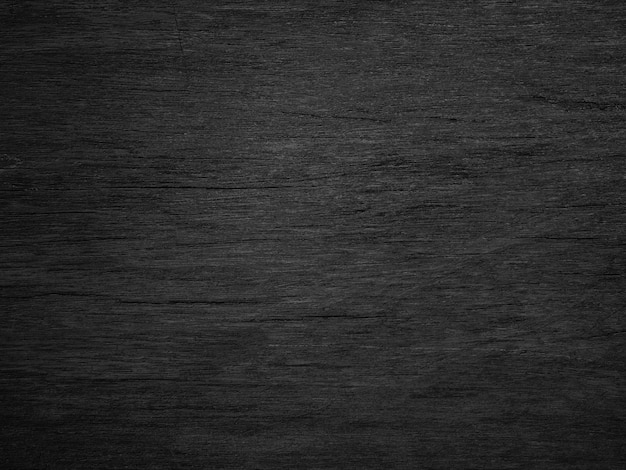 Czarny drewniany tekstury tło.