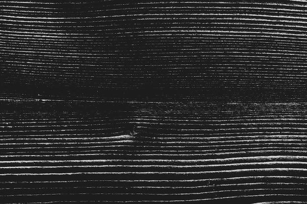 Czarny drewniany wzór z teksturą