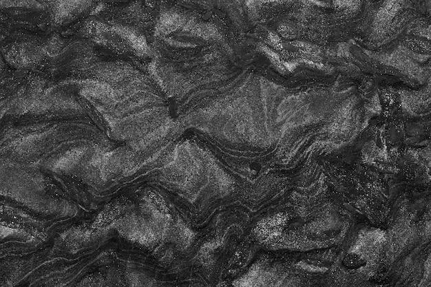 Czarny granit kamień streszczenie tło. zdjęcie w wysokiej rozdzielczości.