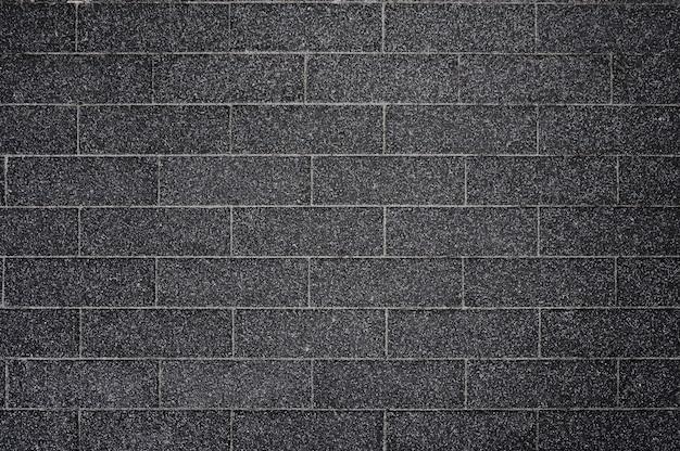 Czarny granitu kamienia tekstury tło
