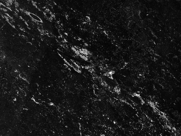 Czarny marmur z naturalnym teksturowanym tłem