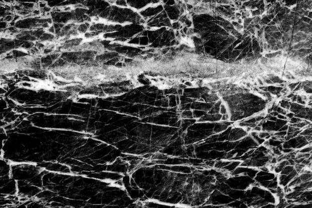 Czarny marmurowy naturalny wzór dla tła, abstrakcjonistyczny czarny i biały