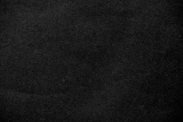 Czarny papier pakowy teksturowane tło