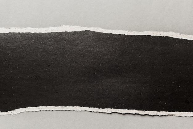 Czarny papier zgrywanie