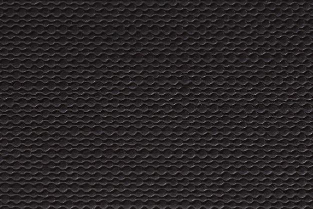 Czarny pozbawiony tła papieru. zdjęcie w wysokiej rozdzielczości.