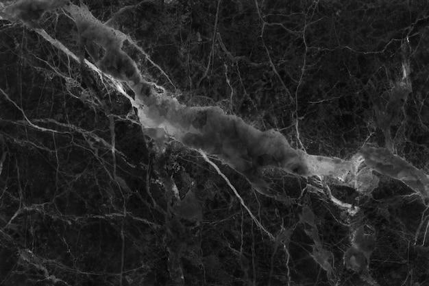 Czarny szary marmur tekstura tło, naturalne kamienne płytki podłogowe.