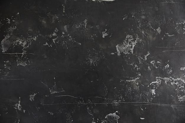 Czarny zakurzony tekstury, nieoczyszczone tło tablicy.