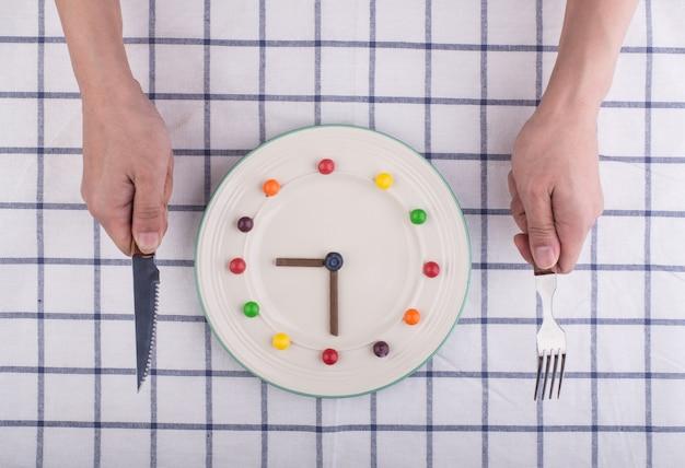 Czas jedzenia