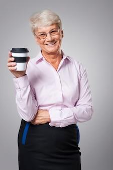 Czas na dłuższą przerwę na kawę