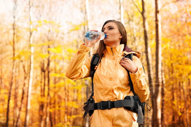 Czas na przerwę i picie wody