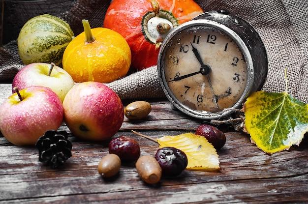 Czas złotej jesieni