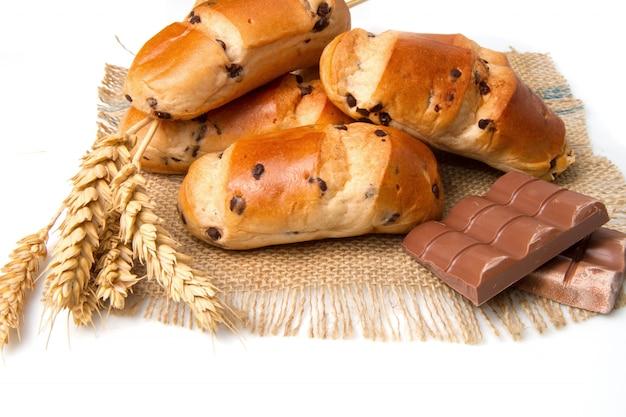 Czekoladowy chleb
